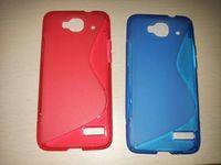 FreHigh quality S Line TPU Gel Case For Alcatel One Touch Idol Mini OT-6012X OT-6012D OT-6012W ,1 pcs a lot