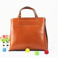 Hot-selling fashion cowhide casual fashion all-match portable one shoulder cross-body women's genuine leather handbag