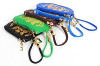 MZ061 Purse COSMETIC BAG Limited (BLUE ,GREEN,BROWN,black) Japan Limited free shipping