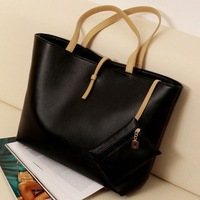 Hot-selling fashion style 2014 Hot  shoulder bag pu leather bag women totes handbag