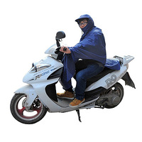 Large bicycle singleplayer raincoat poncho rainwear
