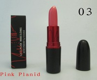 2pcs/lot wholesale Makeup sign lustre Lipstick 20 different colour with English name dropship free shipping