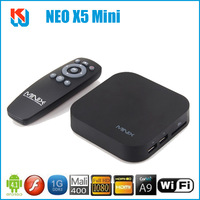 Minix Neo X5 Mini RK3066 Dual Core TV Box Android 4.1 RAM 1GB ROM 8GB 1.6GHz WIFI USB RJ45 HDMI Media Player