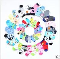 The new 2014 tc cartoon boy girl socks wholesale baby children