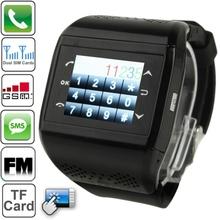 wholesale dual sim watch phone