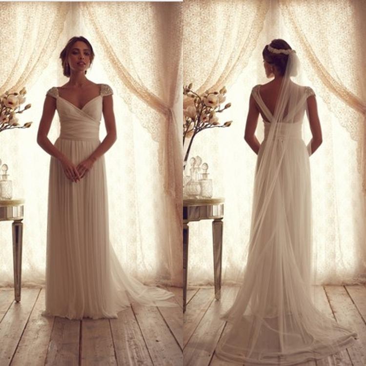 Свадебное платье V