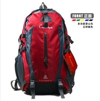 Free shipping 2014 New 40L outdoor spikeing mountaineering bag sports camping backpack hiking travel rucksack