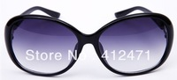 Free shipping 2014 new fashion good quality women sunglasses with colorful styles