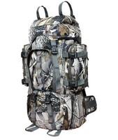Oxford versatile backpack 60L high quality outdoor sports shoulder bag women bag bag camouflage camping hiking bag