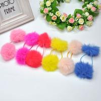 New Korea Fashion cute Kids Hairgrips Accessories, Flower Elastic Hairpins Baby Girl Hair Band Hair Rope for Hair ! TS026