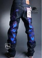 2014 Freeshipping Straight Harem Pants Mid Promotion Jeans. Haroun Pants. Height/skateboard Big Yards Pants Jeans/hip-hop Trend