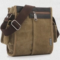 Hot sale !Free Shipping . new 2014 fashion man bags, man briefcase men handbags man Canvas bag  TM-49