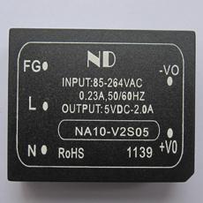 Преобразователь Nengda & OEM 220 AC/dc 5V 2A 10W NA10-V2S05