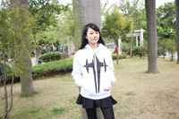 The Japanese anime KILL la KILL Cosplay Hoodie Jacket Top Coat Costume Cosplay
