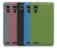 New Frosted PC Hard Back Cover Case Shell for Lenovo P780 mobile phone case accessories