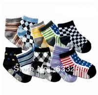DD&SS Kids' Socks Boys' Cute Antiskid Socks Baby Colorful Sport Socks Children's Clothing KSK9003 Free Shipping
