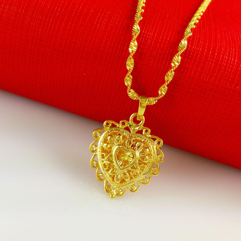 WholesaleHigh Quality Fashion 24K Gold Bracelet Men Jewelry Yellow