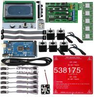 3D printer  + reprap ramps1.4  + Mage2560  + 5xA4988 + Reprap smart RAMPS1.4 12864 LCD display controller.......