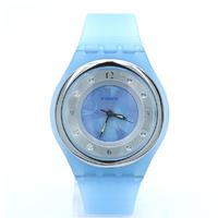 [Free Shipping] Xonix Fashion Blue Lady watch 50m Waterproof YW series Since 1978