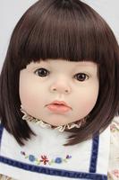 Reborn Baby Girl or Boy ARIANNA or TATIANA by Reva Schick reborn toddler soft silicone vinyl doll