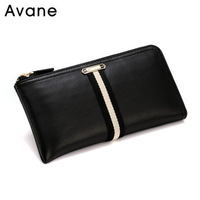 100% Genuine Leather men's wallet NEW 2014 men's bags  fashion  travel bags famous purse201402251C