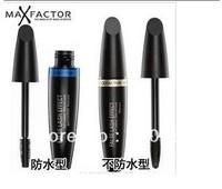 Brand New Professional Makeup Volume Express Eye Mascara Eyelash waterproof Curving Lengthening Brush13.1ml Black Free Shipping