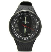 [Free Shipping] Xonix Black Fashion Mens' Sport Watch Couples' wristwatch 100m waterproof SB series