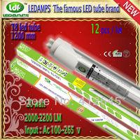 12 PCS/Lot 4ft SMD 4014 T8 Led Tube 1200MM (120cm) 20W Lampada Led Tubular T8 Led Fluorescent Tube Replacement CE ROHS PSE