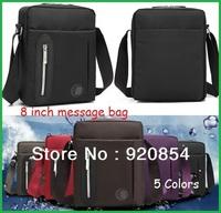 "High Quality Brand Bag, Single-shoulder Bag"", Messager bag For 8"" Tablet,Travel, Business,Office Worker case, Free Shipping"