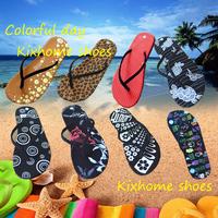 2014 New Fashion Lovely Pink Women Summer Leisure Flats Sandals Hot Sale Candy Colors Beach Flip Flops Pop Light Flats Shoes
