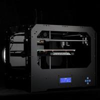 3d printer double the nozzle