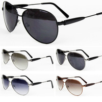 Wholesale Cheap Discount Fashion Sunglasses Men Metal Frame Sun Glasses