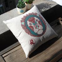 2014 Fluid constellation pillow kaozhen lumbar support cushion core