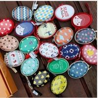 Cute Egg Shape Colorful Storage Case, Cuteness Stoarge Bag, Kids Mini Candy Box, Gift of Children, Korea Stationery