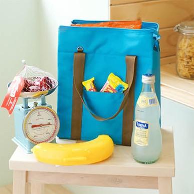 Moda Thermo bolsa térmica Insulated Cooler Bag Thicker Lunch Box Bag Outdoor Food Container saco do bebê mãe Hot Sale BFCF-81(China (Mainland))