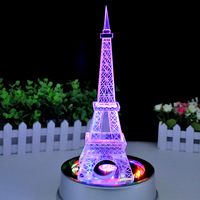 Crystal Eiffel Tower for gifts