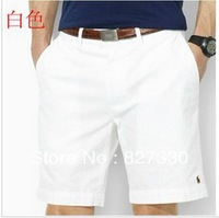 Free Shipping 2014 Hot men's casual pants Slim pants suit and white cotton beach pants brand