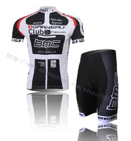 2014 Black and White Free Shipping BMC Pro Team Cycling Jerseys/Bicycle Shirt, Pants,Jerseys,Size:S,M,L,XL,XXL,XXXL