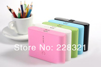 12000mah Battery charger Power Bank for iPhone iPad Samsung HTC usb cable + retail box 20pcs/lot