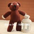 25CM Mr Bean Teddy Bear Doll Plush Toys For Children Favourite Classic Teddy Baby Toys Free