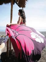 Free Shipping 2014 Beach spare all-match bikini skirt mantillas beach towel beach dress