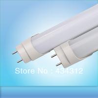 sample order 1.5FT 450mm T8 led tube light 6W 2pcs lot free ship big promotion 0.45m T8 lamp light