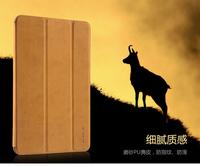 For  iPad Mini Retina Original Baseus Simplism Series Wake Up Fold Stand Leather Case Smart Cover For iPad Mini 2 Retina