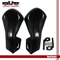 HG-003 Black color 22mm Motorcycle Plastic Handguards Hand Guards For Honda Yamaha Suzuki Dirt KTM MX ATV