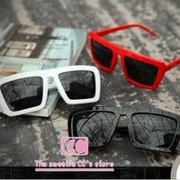 New arrival sunglasses women fashion / Vintage mirrored Men sunglasses / Hip hop sunglasses for lovers / 7 colors wholesale