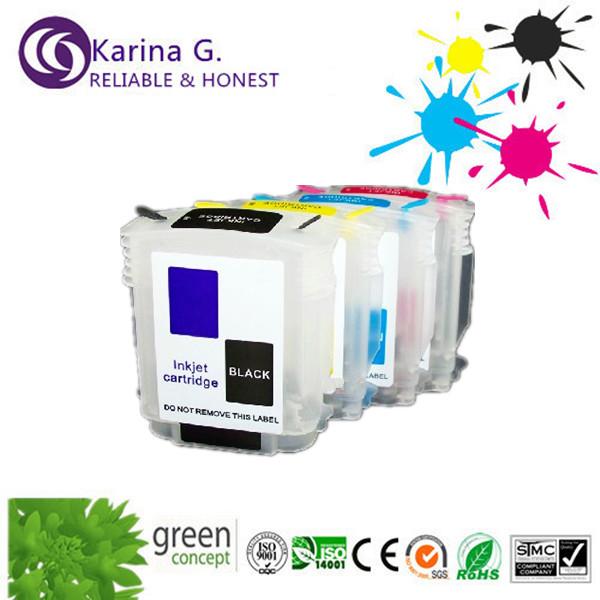 Картридж с чернилами KARINA G 4 x cartridgees 12# C4844A C4804A C4805A C4806A HP 3000n/dtn HP10XL 12 hitech pws3260 dtn touchpad