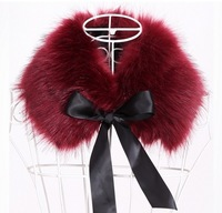 faux fur collar women fashion collar 5 colors available fake fur collar