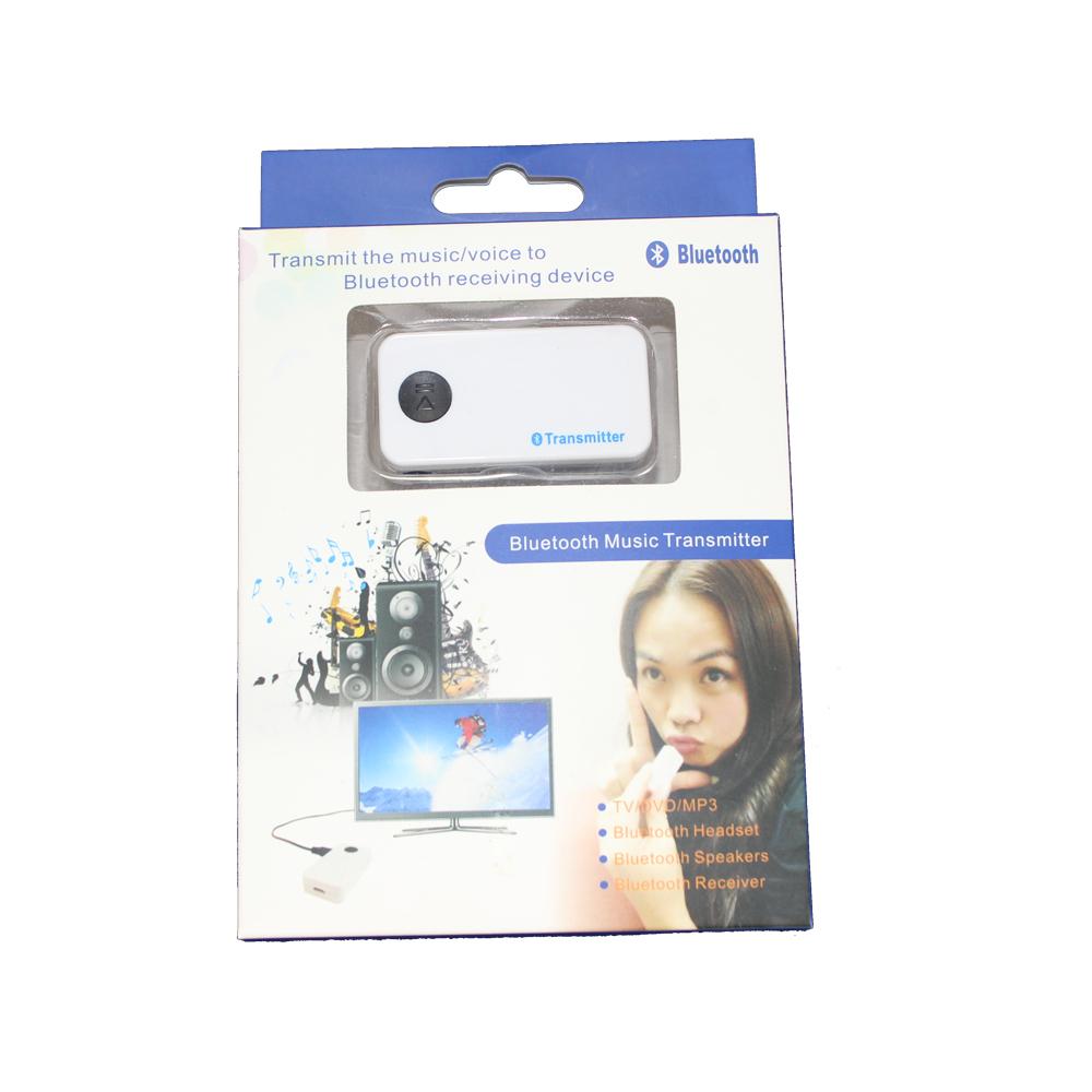 A2DP 3.5mm wireless Bluetooth music Stereo HiFi Audio Dongle Adapter Transmitter(China (Mainland))