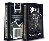 Bicycle Poker GUARDIANS Best Playing Cards Magic Poker Bicycle