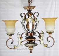 free shiping chandelier lighting fixtures/ european style chandeliers lamp/ 3 light mini chandelier 110-260V